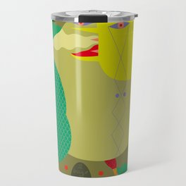 Coccatrice - dragon of the swamp Travel Mug