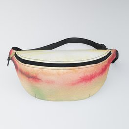 The Red Horizon Fanny Pack