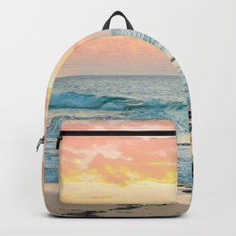 Honolulu Sunrise Backpack