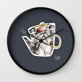 That's not a kettle  Wall Clock