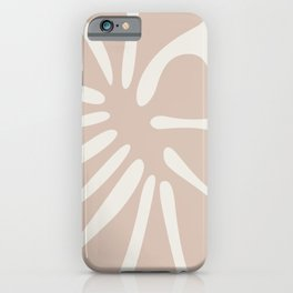 Matisse - Modern Cutouts Poster iPhone Case