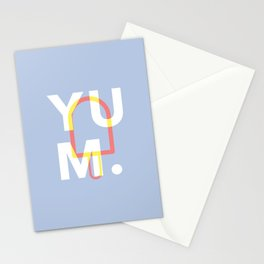 PANTONE Popsicle Stationery Cards