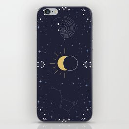 Solar Eclipse 2017 iPhone Skin