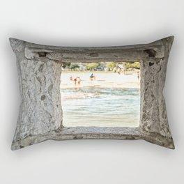 Cadre Rectangular Pillow