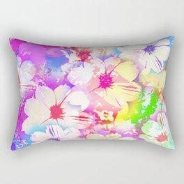 Flowers_108 Rectangular Pillow