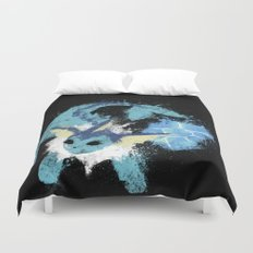 Water Stone Duvet Cover