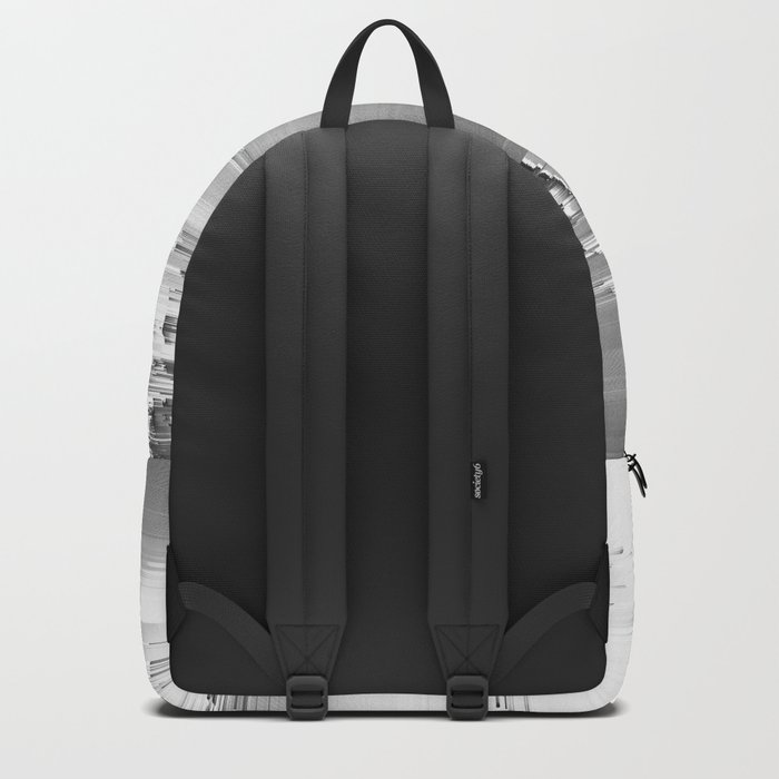 Japanese Glitch Art No.2 Backpack