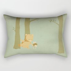 Oso Follow Me Rectangular Pillow