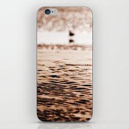 Sand, Sun, Sea iPhone Skin