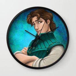Flynn Rider Wall Clock