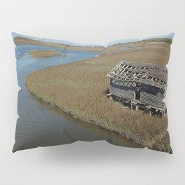 Bald Head Creek Boathouse | Bald Head Island North Carolina Pillow Sham