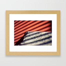 New Old Home Framed Art Print