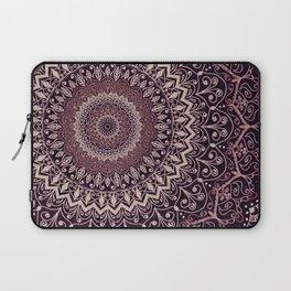 MARSALA MANDALA Laptop Sleeve