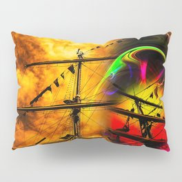 Under sail  Pillow Sham