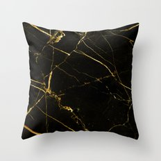 Black Beauty V2 #society6 #decor #buyart Throw Pillow