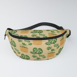 Monstera Philodendron Fanny Pack