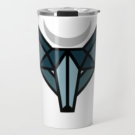 By the moon Travel Mug