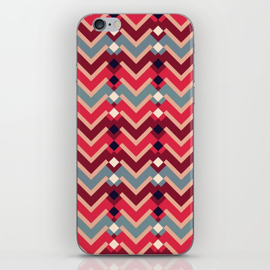 Fractal Mountains - candy iPhone & iPod Skin