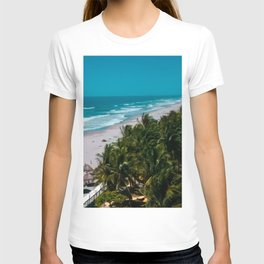 Waves and Palms T-shirt