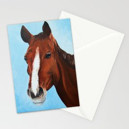 Horse Stationery Cards