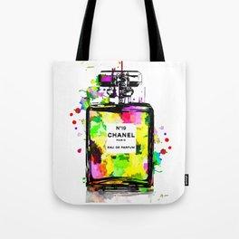 No 19 Colored Tote Bag