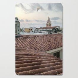 Cartagena Window Views Cutting Board