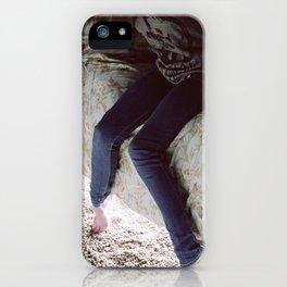 Untitled, Film Still #2 iPhone Case