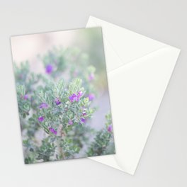Sage in the desert Stationery Cards