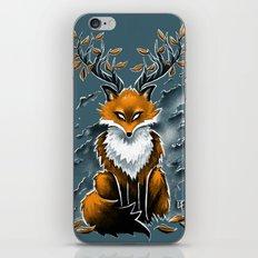 Deer Fox iPhone Skin