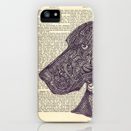 Catahoula Doodle iPhone Case