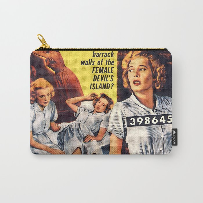 Betrayed Women Carry-All Pouch