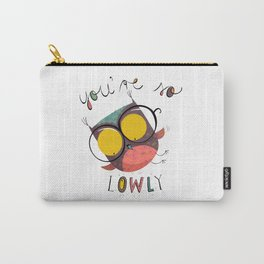 You're so l-OWL-y Carry-All Pouch