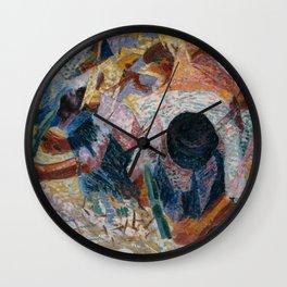 Pavers Wall Clock