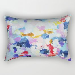 Abstract pattern 2 Rectangular Pillow