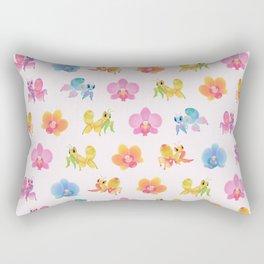 Orchid mantis Rectangular Pillow