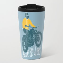 no guts no glory Travel Mug