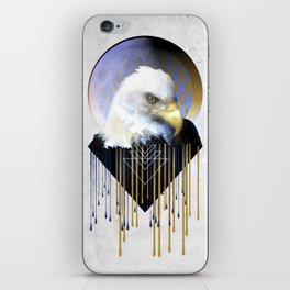 Wise Eagle iPhone Skin