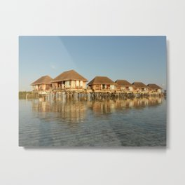 Maldives  Metal Print