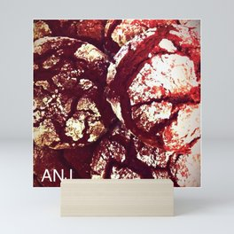 Red Velvet Cookie! Mini Art Print