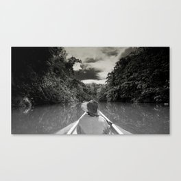 Batang Ai Canvas Print
