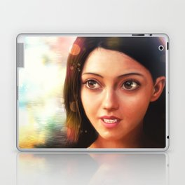 Alita Battle Angel Laptop & iPad Skin