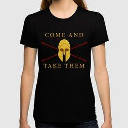 ΜΟΛΩΝ ΛΑΒΕ - Come and Take Them T-shirt