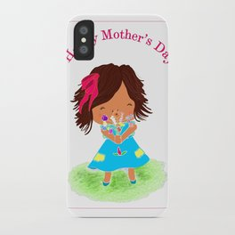 Claudia Marisa iPhone Case