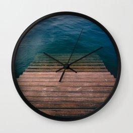 The invite Wall Clock