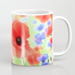poppies art 004 Coffee Mug