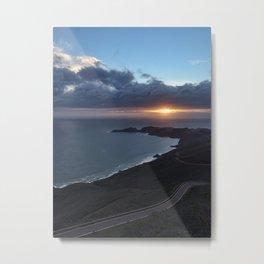 Headlands Metal Print
