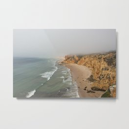 Algarve Beach Metal Print