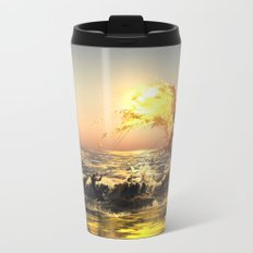 out of water Travel Mug