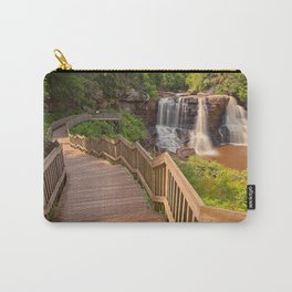 Winding Blackwater Falls Carry-All Pouch