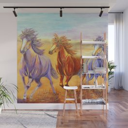 Free Spirits | Esprits Libres Wall Mural